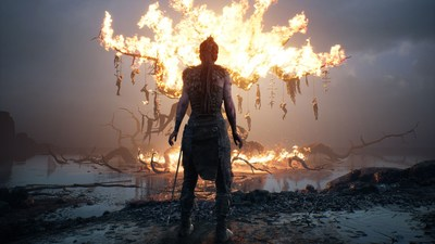 Hellblade promises to delete your save if you die too much and it's not a big deal