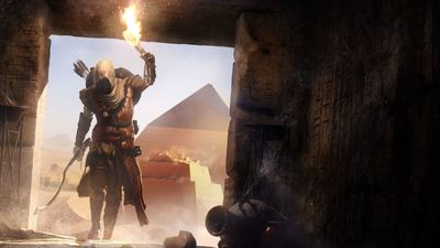 Ubisoft says that every player will have a different experience in Assassin's Creed: Origins