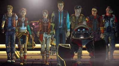 """Tales From The Borderlands was """"internally it was perceived as a failure"""" at Telltale"""