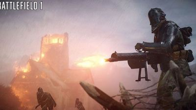 Battlefield 1 now available in EA Access
