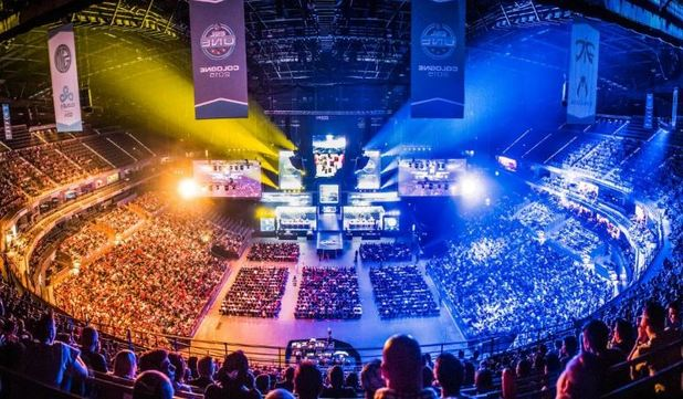 There's a chance eSports could make it to the Olympics in 2024