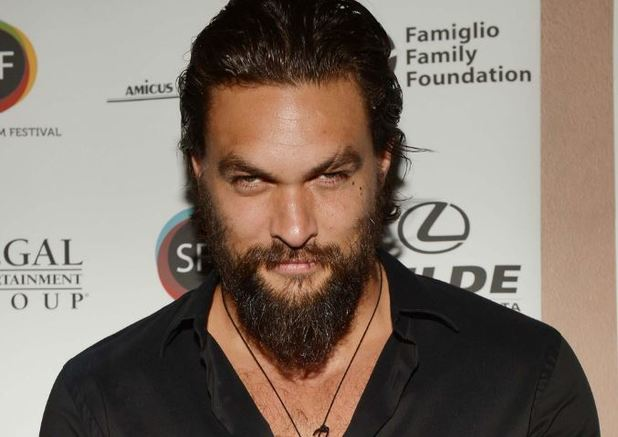 "Justice League's Aquaman, Jason Momoa, would ""love"" to play Kratos in a God of War movie"