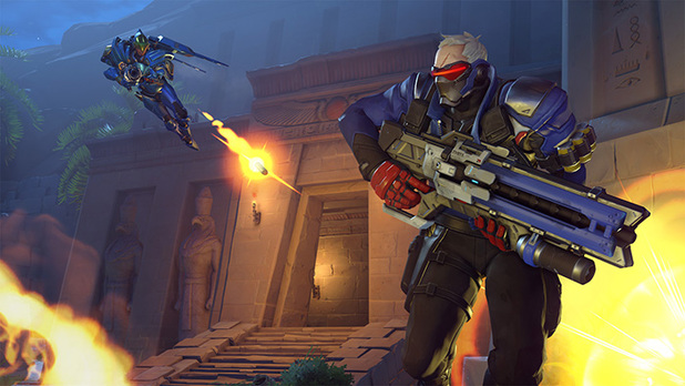 Four heroes get big changes in Overwatch's PTR