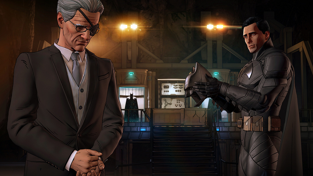 Review: Telltale's Batman: The Enemy Within iReview: Telltale's Batman: The Enemy Within could be their best game yet