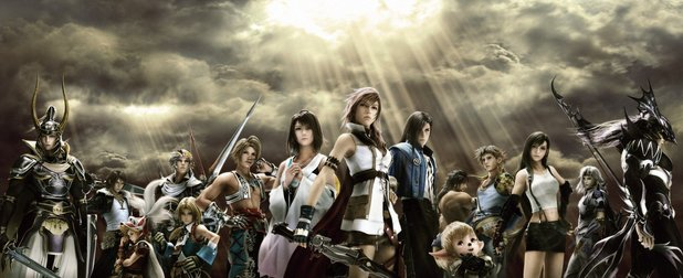 Humble Store is Having a Final Fantasy Weekend, 50% Off 15 Square Enix Titles