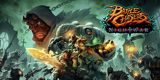 New Battle Chasers: Nightwar trailer introduces Alumon