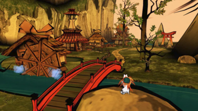 Okami HD Coming to PS4, Xbox One For Christmas Release