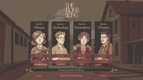 Review: The Lion's Song is Charming, Simple, and Cozy If a Little Boring