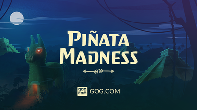 GOG is giving away a free game to celebrate the launch of their Piñata Madness sale