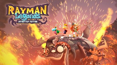 Nintendo Switch Demo for Rayman Legends Definitive Edition is Out Now