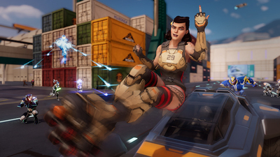 Review: Agents of Mayhem is the Saints Row spin off you didn't know you wanted