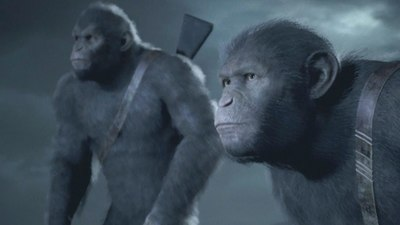 [Watch] War for the Planet of the Apes prequel game coming this fall to consoles and PC