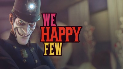 We Happy Few is coming to PlayStation 4 in 2018; $150 collector's edition announced