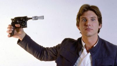 Ron Howard posts new Han Solo movie set photo teasing an Imperial presence