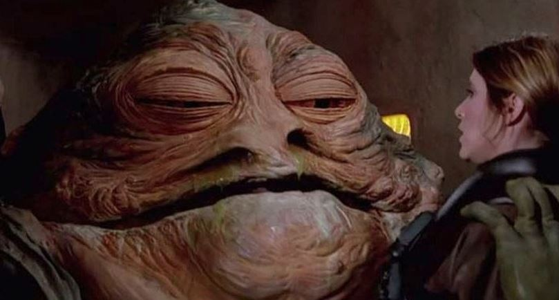 Jabba the Hutt Star Wars spin-off apparently in development