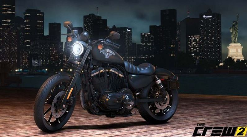 Ubisoft partners with Harley-Davidson to bring exclusive motorcycle fleet to The Crew 2