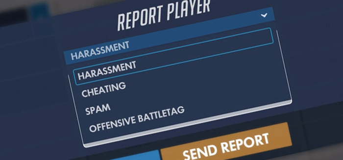 Blizzard to introduce Report Player feature in Overwatch's next update