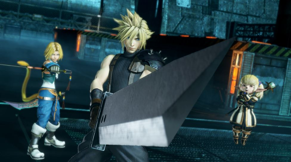 [Watch] Dissidia Final Fantasy NT gets a release date in early 2018, details on its Ultimate Collector's Edition, and a Tutorial trailer