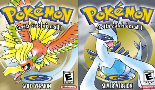 Pokemon Gold and Silver to Get Physical 3DS Releases in Europe