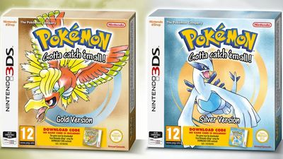 "Pokemon Gold and Silver 3DS re-releases are getting physical ""shiny packaged versions"" with download codes"