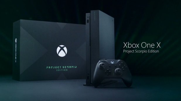 Gamescom 2017: Xbox One X is now on sale; Project Scorpio edition announced