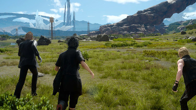 Final Fantasy XV is Finally Coming to PC in Early 2018