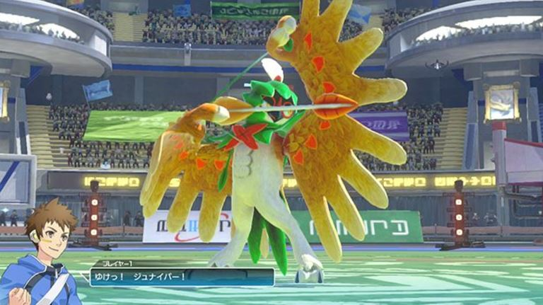 Pokken Tournament DX will be getting a demo on Nintendo Switch