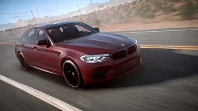 Need For Speed: Payback debuts the 2018 BMW M5; First look