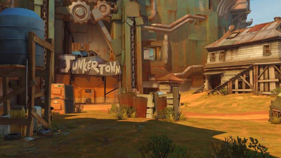junkertown map