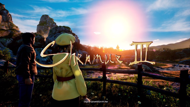 Shenmue III first teaser trailer