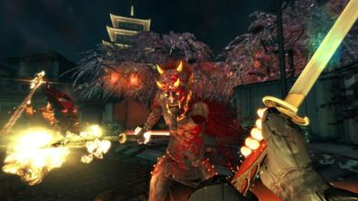 Steam is giving away Shadow Warrior for free until tomorrow