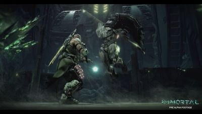 [Watch] Souls-esque Shooter RPG From The Witcher Writer