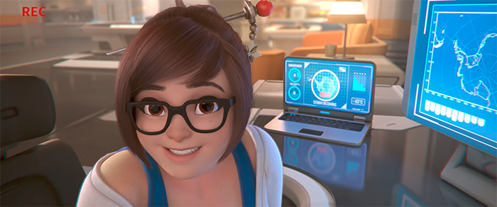 Blizzard reveals new Overwatch Animated Short: Rise and Shine with Mei