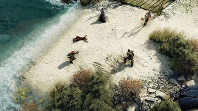 [Watch] Divinity: Original Sin 2 lets co-op players poison each other