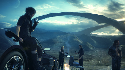 Final Fantasy 15 Will Likely Not Have a Sequel