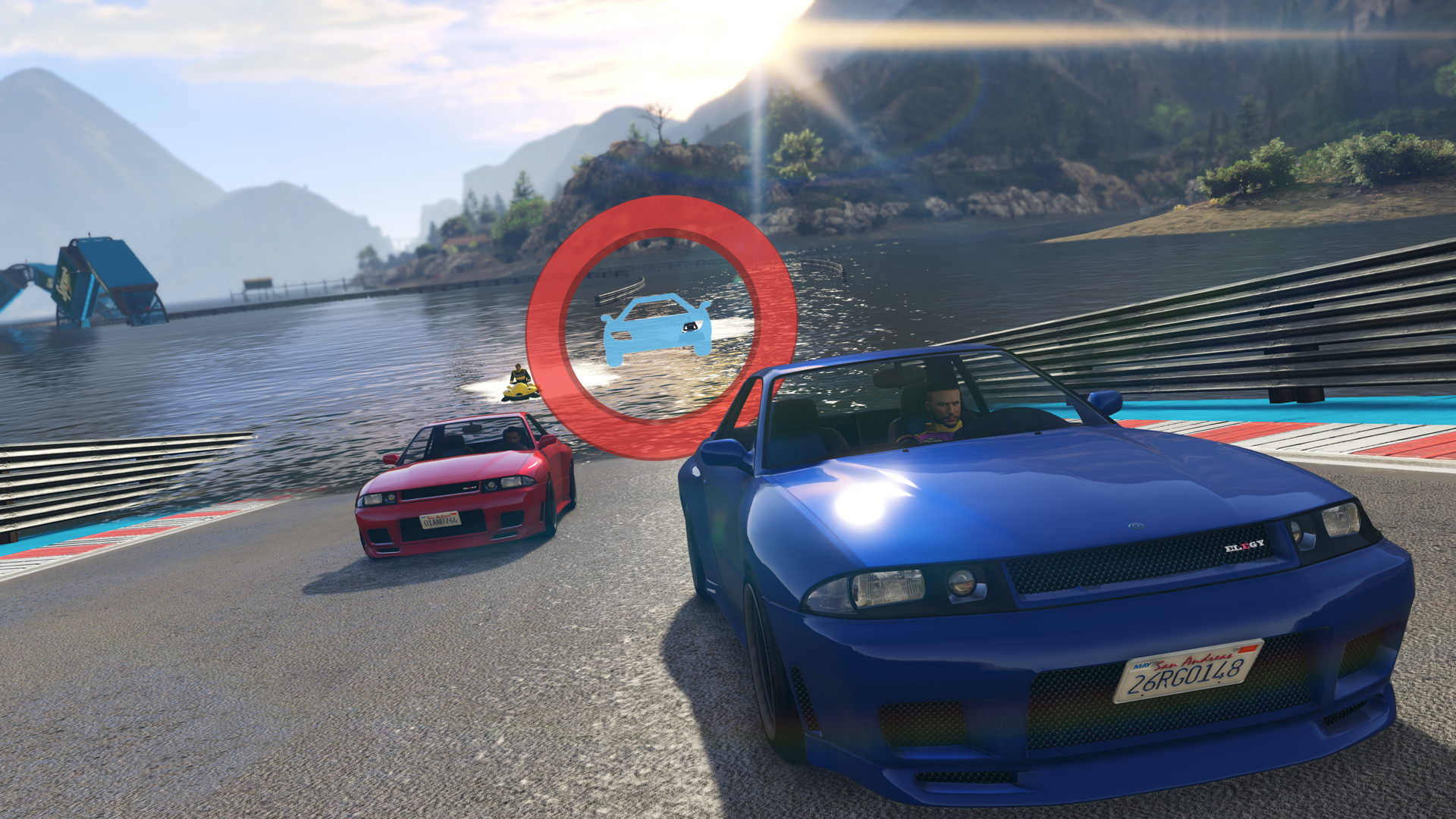 [Watch] Grand Theft Auto V is getting a Smuggler's Run update next week