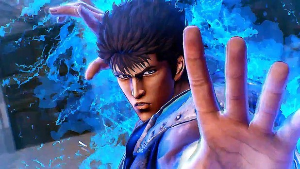 Yakuza dev announces PS4 exclusive Fist of the North Star game