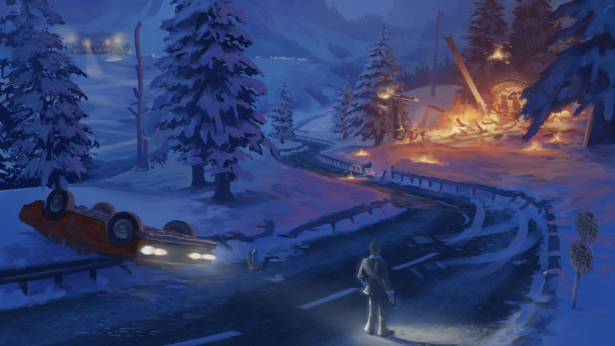Several pieces of alleged concept art of Rockstar Games' dormant spy game, Agent, surface online