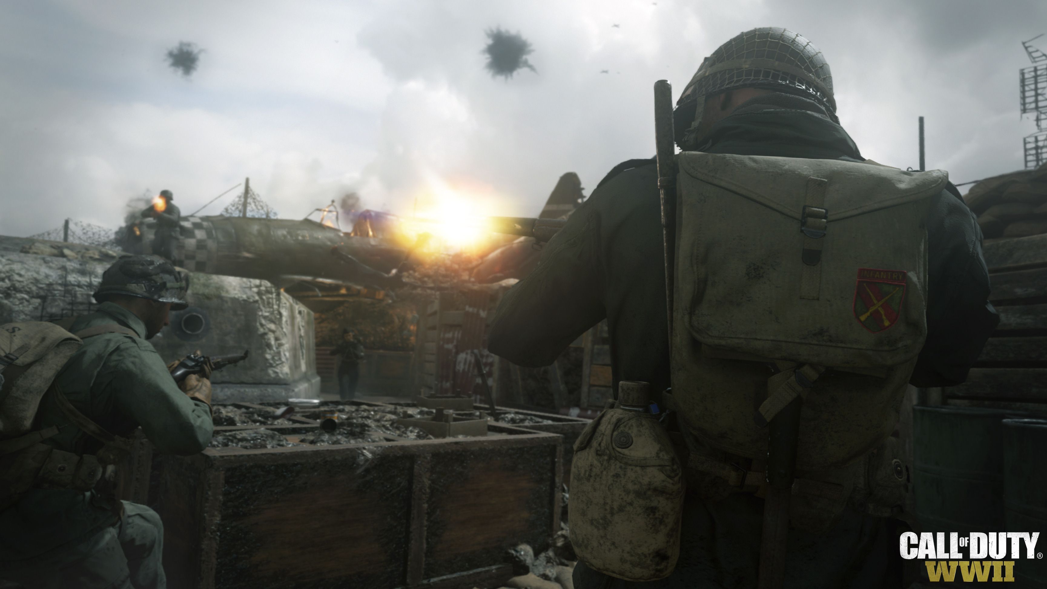 Preview: Call of Duty: WWII is a welcome return to the golden age of the series