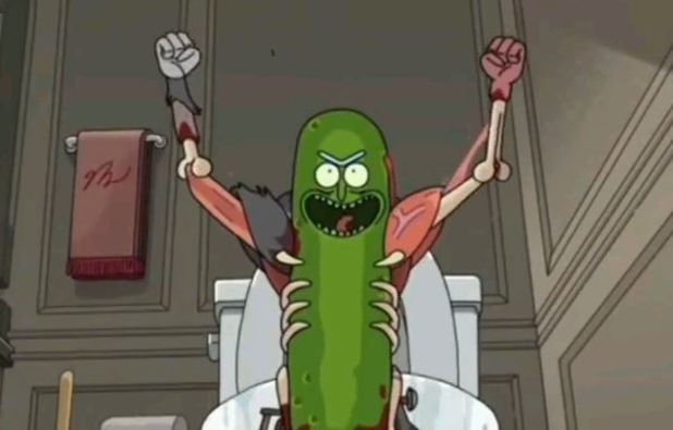 Funko reveals their upcoming Pickle Rick POP from 'Rick and Morty'