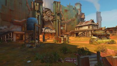 New Overwatch Map is Out On Public Test Region