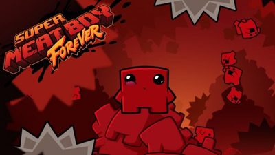 Super Meat Boy Forever Announced on PC, Mobile, and Nintendo Switch