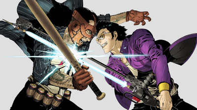 No More Heroes: Travis Strikes Again Revealed For Nintendo Switch