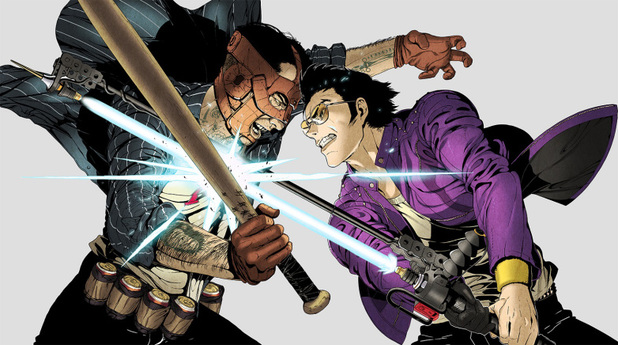 No More Heroes: Travis Strikes Again headed to Switch as exclusive