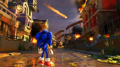 Sonic Forces gets an official release date, pre-orders for Bonus Edition open now