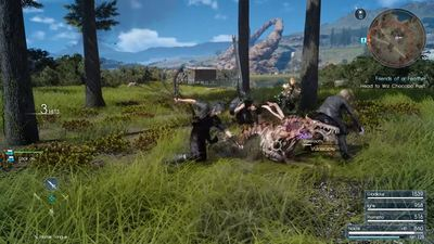 [Watch] Final Fantasy XV gets 4K gameplay video running on PC