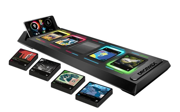 Review: DropMix is a card game that makes you the DJ