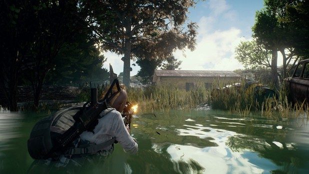PlayerUnknown's Battlegrounds Blows the Competition Away
