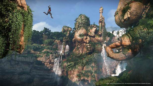 Uncharted: The Lost Legacy and Mario + Rabbids Battle For #1 in UK Charts