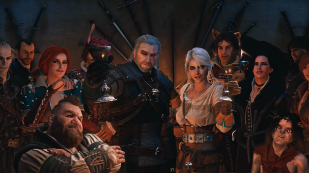 CD Projekt Red releases touching video celebrating 10 years of The Witcher